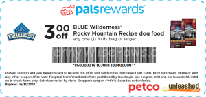 image relating to Blue Buffalo Printable Coupons named Blue Buffalo Rocky Mountain Recipe Puppy foods 10 pd bag