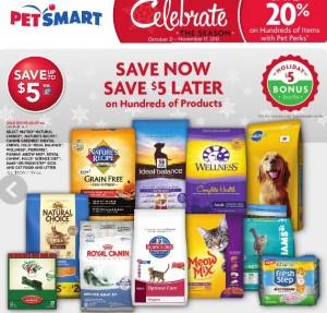 holiday bucks promo petsmart