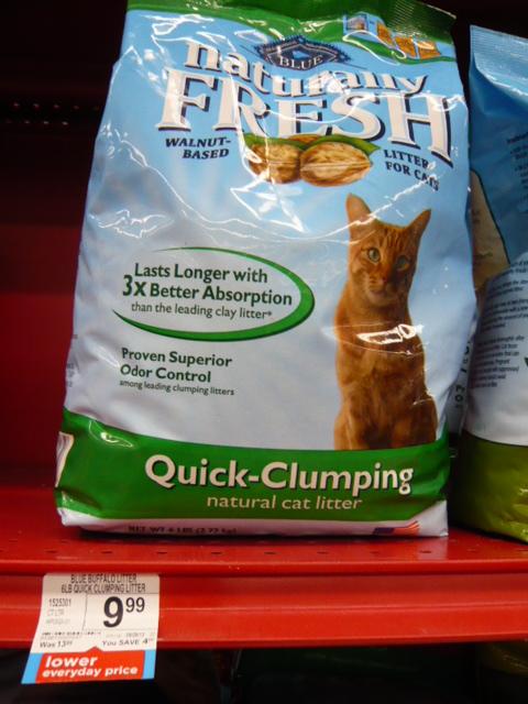 Cent Store Cat Litter
