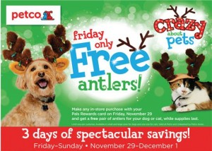 petco bf antlers