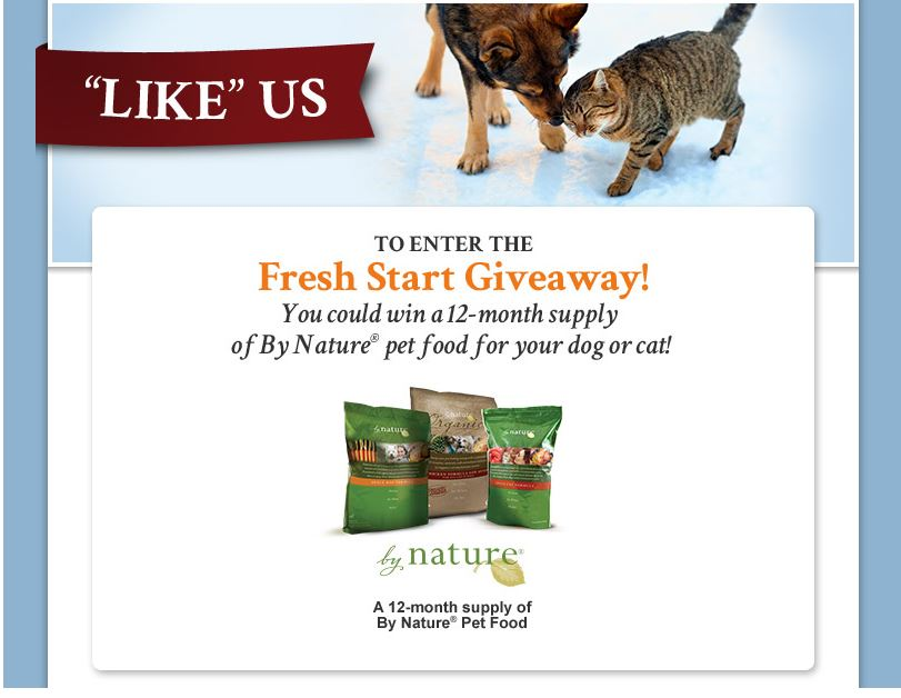 Last day to enter!!! By Nature Sweepstakes! Enter for a chance to win