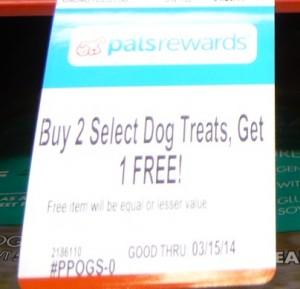 b2G1 dog treats