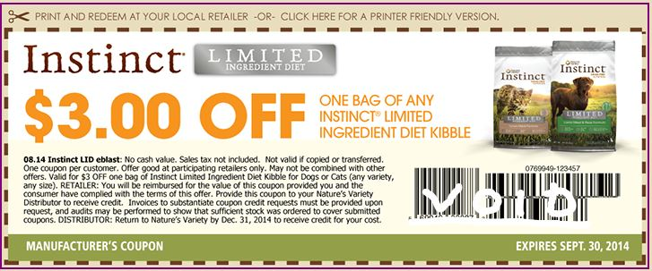graphic relating to The Limited Printable Coupon identify Natures Assortment Intuition Minimal Components: 3/1 printable