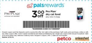 Natural Balance Dog Food Coupons >> petco cat pro plan