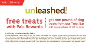 free treats petco